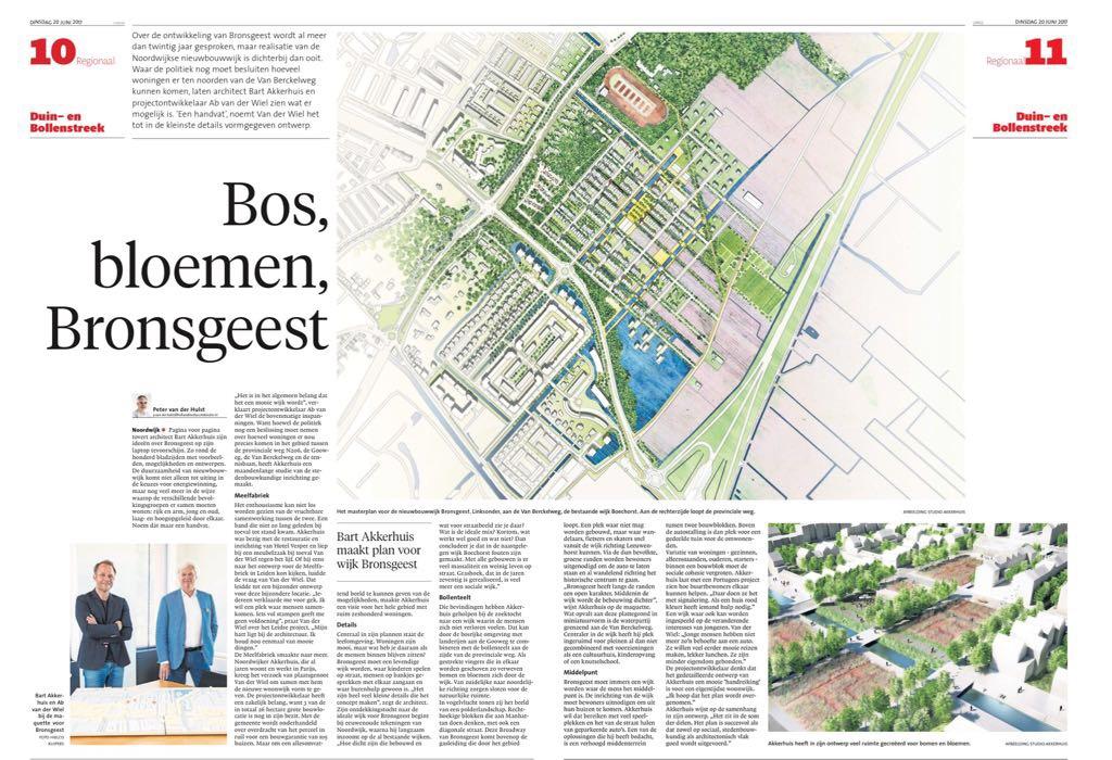Bronsgeest Noordwijk