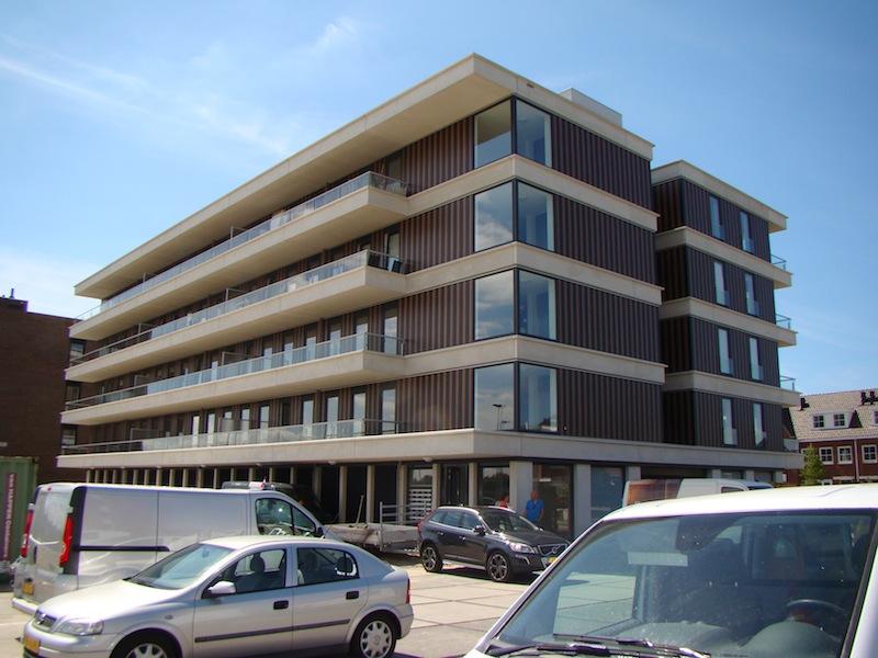 Oplevering Appartementen De Hagen
