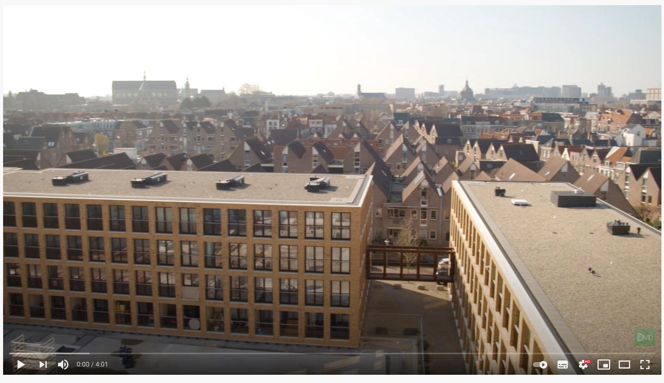 Doe maar duurzaam - Van der Wiel Bouw en De Meelfabriek in Leiden
