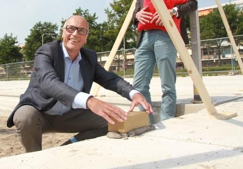 Start bouw Sint Jeroensweg