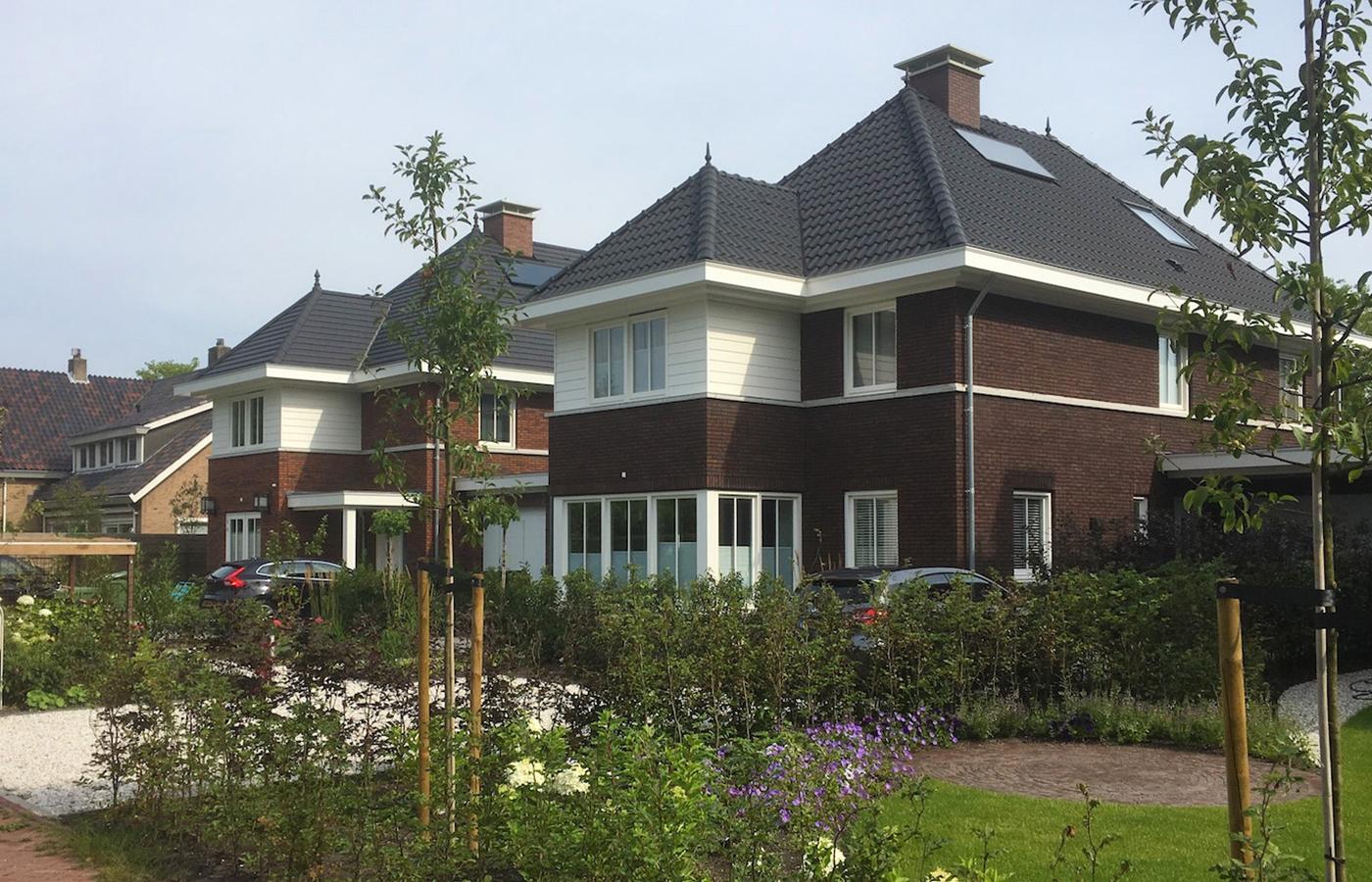 Woelwijklaan in Voorschoten